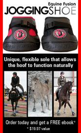 Equine Fusion Jogging Shoe