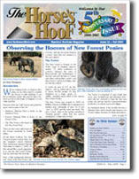 The Horse's Hoof Magazine